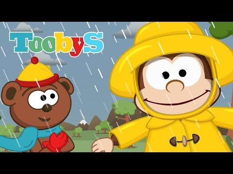 Canciones Infantiles La canción de los climas Toobys HD
