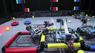 VEX Robotics Competition Turning Point: 2018-2019 VRC Game