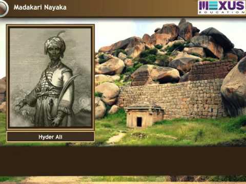The Nayakas of Chitradurga -ikenschool