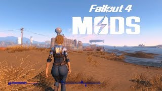FALLOUT 4 MODS: PIP-PAD, SLOOTY JUMPSUIT, GIRLY ANIMATION