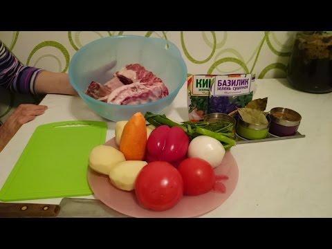 Как приготовить суп шурпа
