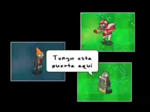 Plants vs Zombies Cancion en español