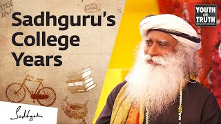 What Kind Of Student Was Sadhguru In College?