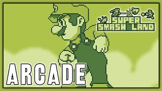 Super Smash Land - Arcade | Mario