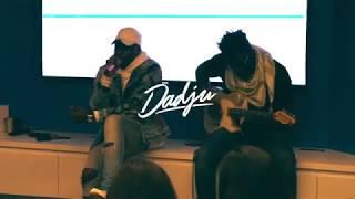 DADJU - Jaloux (Live)