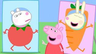 Peppa Pig Full Episodes   Potato City 🥔  Cartoons for Children