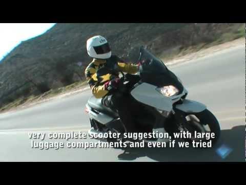 Yamaha X Max 250 ABS On Board Test