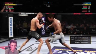 Beating One Of The Worlds Best Ufc Players Edparker02