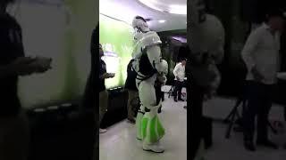 RoBot Amazing Dance | GAjar Tv