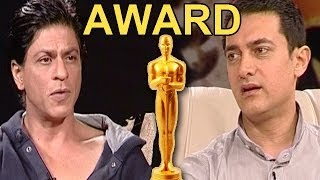 Shahrukh Khan, Aamir Khan, Ajay Devgn & others comment on awards & movie critics