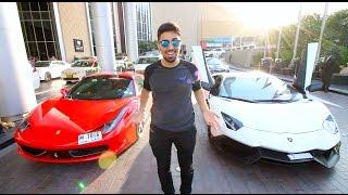 Traded My Ferrari for a Lamborghini !!!