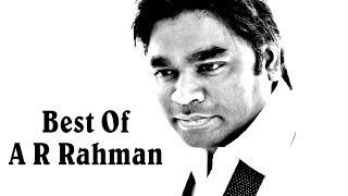 Best Of A R Rahman   Bollywood Movie Audio Jukebox   A R Rahman Hit Songs
