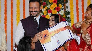 Vivek Oberoi Gifts A House To Acid Attack Survivor Lalita On Her Wedding
