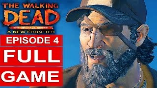THE WALKING DEAD Season 3 EPISODE 4 Gameplay Walkthrough Part 1 [1080p] No Commentary