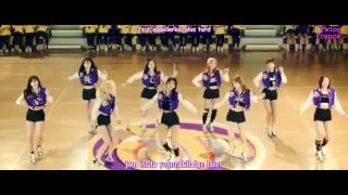 [MIRRORED/VOSTFR/Color lyrics ROM] TWICE Cheer Up Dance Version