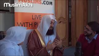 Mufti Menk Describes Himself in 4 Words