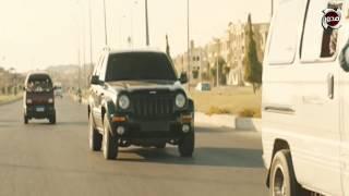 """مسلسل الحالة ج - رد الفعل العنيف من """"احمد عسران"""" بعد اكتشاف مراقبة """" حازم"""" له"""
