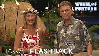 Wheel of Fortune: Hawaiian Family Fun with Vanna!