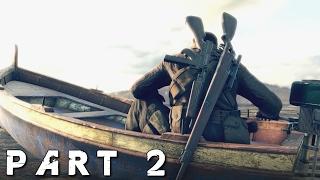 SNIPER ELITE 4 Walkthrough Gameplay Part 2 - General Schmidt (Campaign)