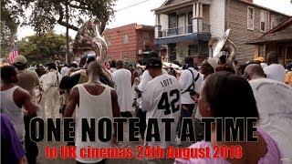 ONE NOTE AT A TIME Official Trailer (2018) New Orleans After Hurricane Katrina