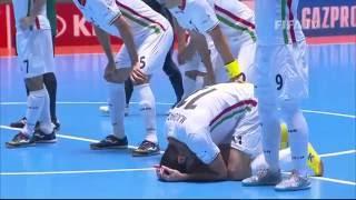 Match 51: Iran v Portugal - FIFA Futsal World Cup 2016