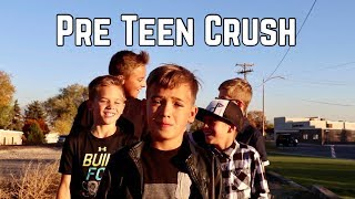 JUSTIN BIEBER - FRIENDS PARODY - PRE TEEN CRUSH