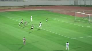 30-03-2017 العين 6 والاتحاد الرياضي للجامعات 0 -مباراة ودية-