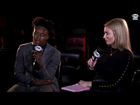 Cavs 2018 NBA Draft pick Collin Sexton 1-on-1 with Allie Clifton