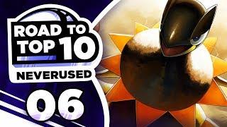 Pokemon Showdown Road to Top Ten: Pokemon Ultra Sun & Moon NU w/ PokeaimMD #6
