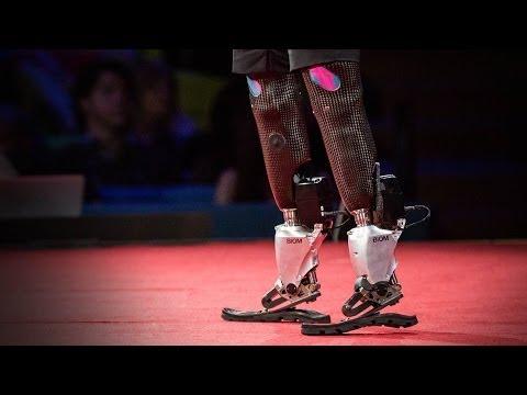 New bionics let us run, climb and dance | Hugh Herr