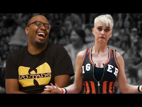 Katy Perry - Swish Swish (Official) ft. Nicki Minaj | SquADD Reaction Video
