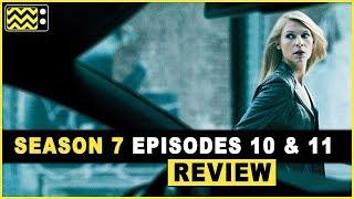 Homeland Season 7 Episodes 10 & 11 Review & Reaction | AfterBuzz TV