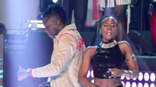 Stonebwoy & Mzvee get steamy on stage @ Ghana Rocks 2016 | GhanaMusic.com Video