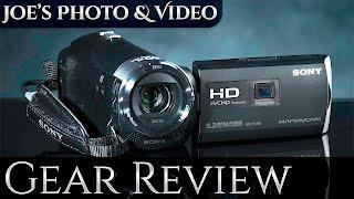 Sony HDR-PJ440 Handycam HD Video Camera - Gear Review