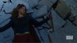 Supergirl: 3x09 (Reign) - Supergirl vs Reign Full Battle - Part 2