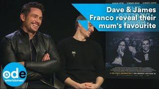 Dave & James Franco reveal their mum