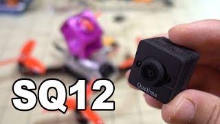 SQ12 Micro Drone HD Camera Review 📷