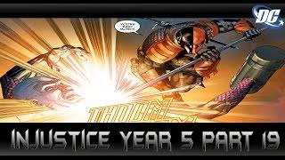 อุปกรณ์แห่งความหวัง[Injustice Year5 Part19]comic world daily