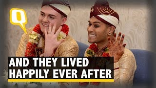 Bangladeshi Becomes Britain's First Muslim Gay Groom - The Quint