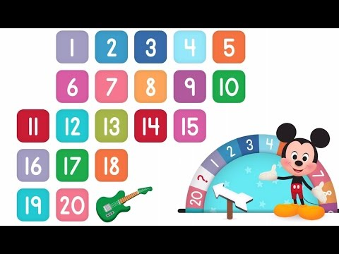 Xxx Mp4 Learn Numbers Disney Buddies 123s Kids Counting Numbers 1 To 20 By Disney 3gp Sex