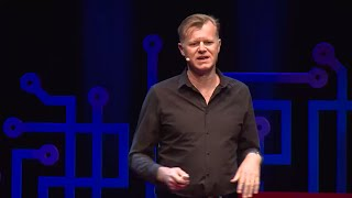 How to be human in the age of social media | Michael Casey | TEDxLausanne