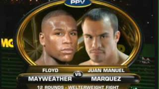 Floyd Mayweather Jr. vs. Juan Manuel Marquez FULL FIGHT