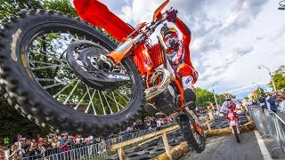 Take a ride on the enduro side   Red Bull Romaniacs - Jonny Walker POV