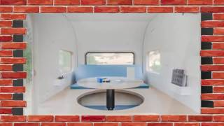 Compact Mobile Home and Office Design Idea