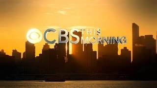 """""""CBS This Morning"""" debuts new show open"""