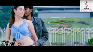 Kajal Agarwal Hot Naval Show-Tamanna Guest Appearance Slow motion Compilation