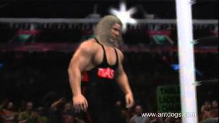 Kevin Nash Custom Entrance (SmackDown Vs RAW 2011) (X Box 360)