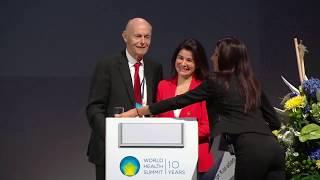 World Health Summit 2018 Opening Speech by Ozge Karadag Caman