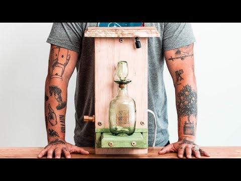 Solving The ONE OF A KIND Whiskey Bottle Puzzle