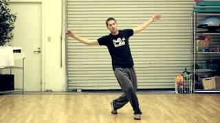 Break Dancing Tutorial: Top Rock | Vinny Grosso